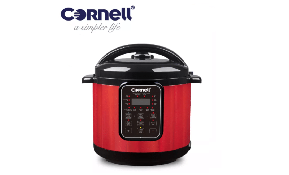 Cornell CPC-E60C Electric Pressure Cooker is one Pressure Cooker you must buy