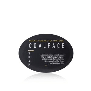 KAYMAN Coalface Soap Bar Facial Cleanser is the best-selling facial cleanser in Malaysia