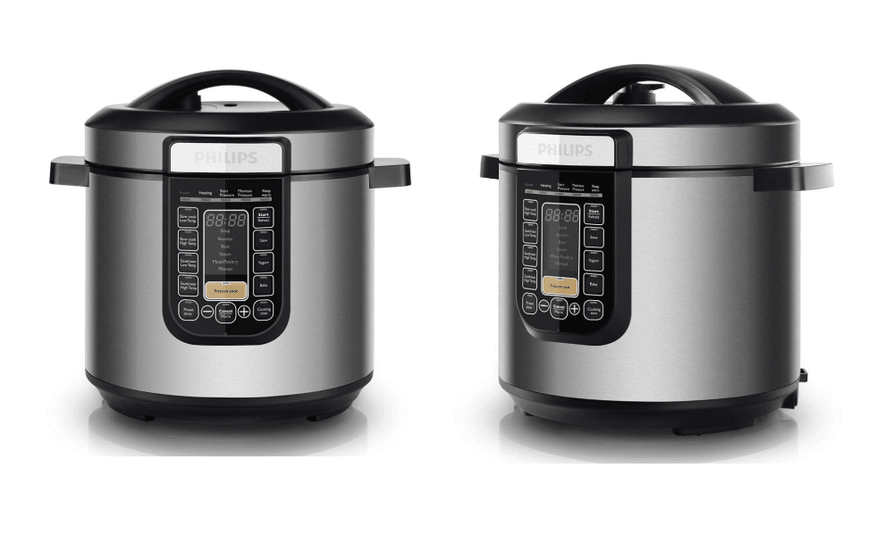 Philips HD2137 All-in-One Pressure Cooker is the Best Philips Pressure Cookers in Malaysia