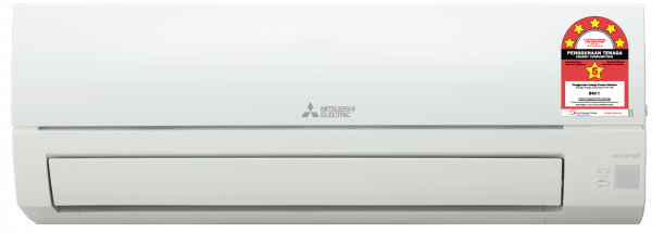 Mitsubishi Inverter Air Conditioner MSY-JP10VF 1.0HP has best air conditioner price malaysia