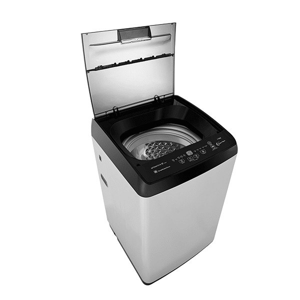Most Compact washing machine in Malaysia is Hisense 7.5kg Top Load Washing Machine WTDW751S