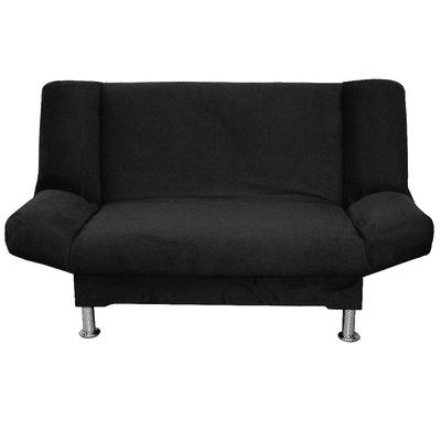 The Best Overall Pick Sofa Bed in Malaysia is Iris Durable Foldable 2 in 1 Sofa Bed, made of Sponge, Velvet Cloth, Metal, Top 11 Best Sofa Bed Malaysia Reviews