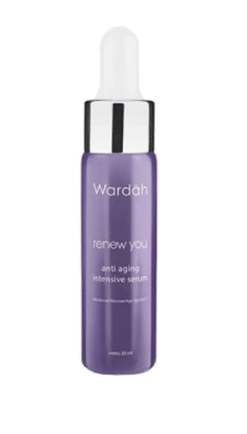 Wardah Renew You Anti Aging Intensive Serum is the top 10 face serum in malaysia, suitable serum for dry skin