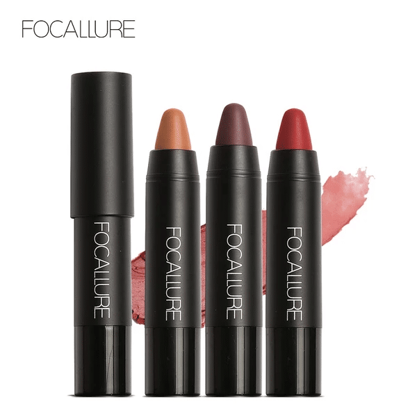 Focallure Easy to Wear Long Lasting Matte Lipstick is The best lipstick shades in matte, sheer and everything in Malaysia