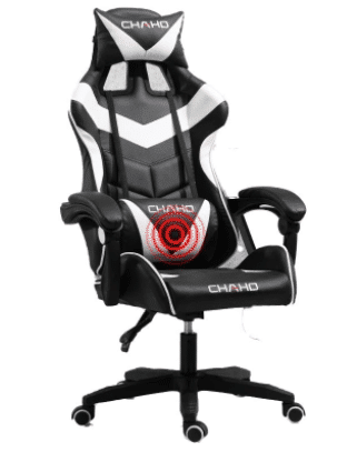 CHAHO Height Adjustable Reclining E-Sports Gaming Chair is good gaming chair to buy under rm1000