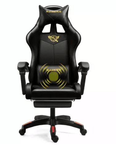 Gamers Racing Style Adjustable Gaming Chair