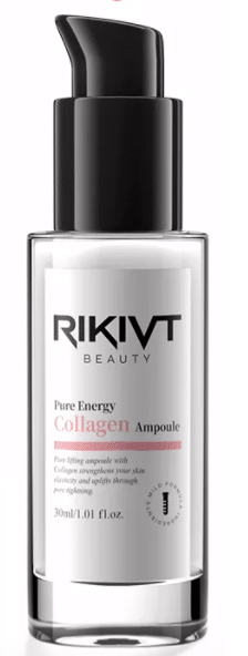 RIKIVT Anti-Aging Collagen Face Ampoule is Anti-Aging Beauty Products that really works in Malaysia, What age should I start using anti aging products?