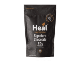 Heal Signature Chocolate Protein Shake is the top 10 Whey Protein in Malaysia