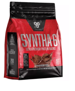BSN Syntha 6 Chocolate Milkshake is the top 10 Whey Protein in Malaysia
