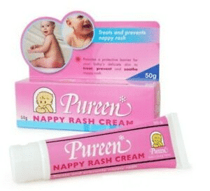 Pureen Nappy Rash Cream is the The Best Skincare Products for Babies & Toddlers
