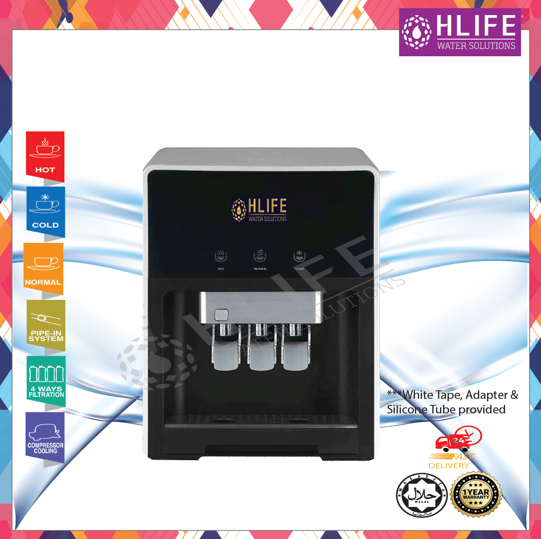 HLIFE W6202-3C Water Solutions Water Dispenser