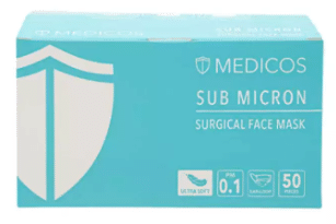 Medicos Ultrasoft Surgical Face mask is the  Best Products to Buy in Watsons Malaysia