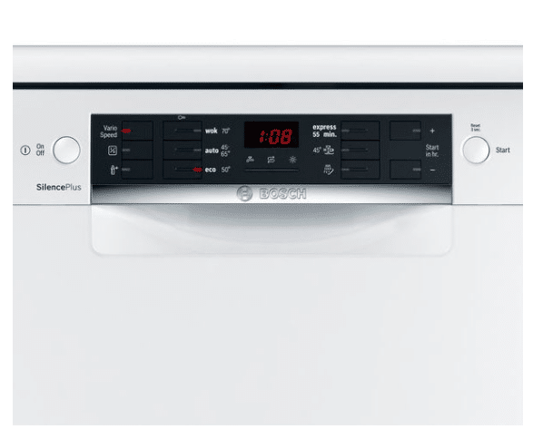 BOSCH Series 4 60cm Freestanding Dishwasher SMS46GW01P is very useful in Malaysia KL Penang Selangor