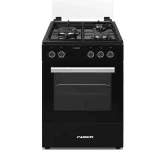 FABER FISSO 5583E 3-Burner 50L Freestanding Gas Cooker is the Best Freestanding Cooker Malaysia