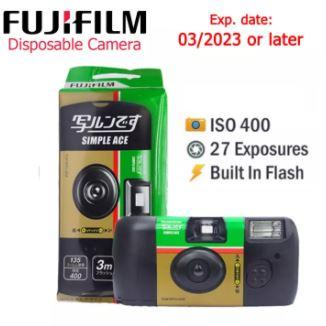 Fujifilm Single Use Disposable Film Camera is top 10 Birthday Gift Ideas For Your Loved Ones in Malaysia