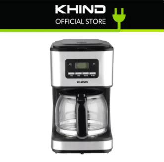 Khind Coffee Maker is a good gift for girlfriends