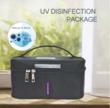 Nuvita Med UVC Disinfection Bag is top 10 malaysia mco things to buy, things to buy during mco, MCO 3.0: What Malaysians Are Buying in Lockdown, 10 Things Malaysians Buy Online More Often Since The MCO, What should I buy at MCO?, What are Malaysians buying online during the MCO?