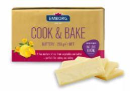 Emborg Cook & Bake is the best butter for baking, How to bake the best butter cake- a practical guide, vanilla butter cake recipe, here is a butter for Traditional butter cake recipe