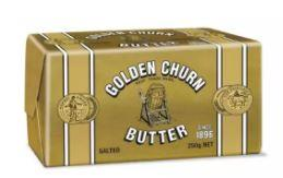 Golden Churn Foil Wrapped Butter is Best butter for baking Malaysia, most trusted and most popular butter in Malaysia, a quality Golden Churn Butter available in salted wrapping. This premium quality butter is shipped at -18° to keep the product fresh and full of flavor from australia
