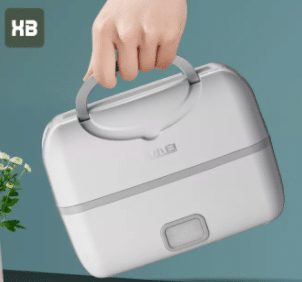 Mi XB Electric Lunch Box is Best Overall electric Food Steamer that double as lunch box for busy yet health conscious malaysians
