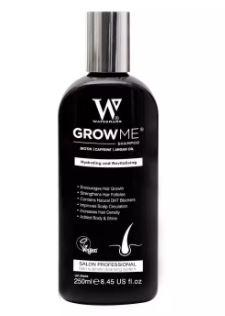 WATERMANS Grow Me Fast Hair Growth Shampoo is the 10 Best Hair Loss Treatments in Malaysia for Men, How fast does Watermans shampoo work?
