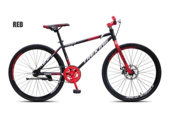 """TREKING 24"""" Fixed Gear Bicycle is 6 BEST Places To Buy An Affordable Bicycle In Malaysia, Are fixed gear bikes good?,should you buy a fixie, Can you stop pedaling on a fixed gear bike?,Are fixie bikes good for long distance?, What are fixie bikes good for?,"""