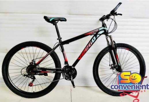 """VEEGO 27.5"""" 21-Speed Mountain Bicycle, Mountain bike - All Leisure/Sports/Hobbies for sale in Malaysia, How much does a bicycle cost in Malaysia?,What is the best inexpensive bicycle?,How can I get a cheap bike?,Overall Best Cheap Bike,"""