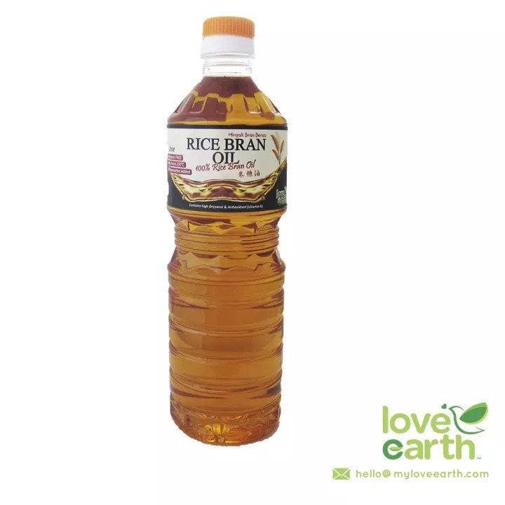 Love Earth Natural Rice Bran Oil is The Best Cooking Oil For Your Heart, Why rice bran oil is bad for you?, How healthy is rice bran oil for cooking?, Which rice bran oil is best in Malaysia?