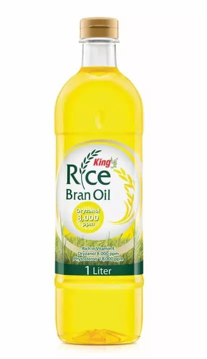 oils for cooking, Deep frying and shallow frying, King Rice Bran Oil - Halal Certified Cooking Oil is best cooking oil for heart, best cooking oil for frying chips healthily,