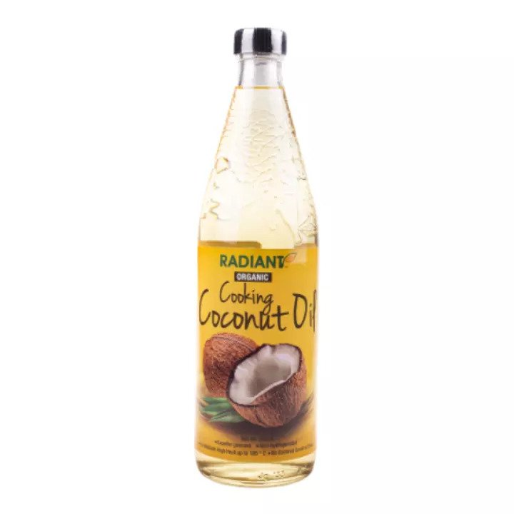 Which cooking oil is best for cholesterol?, Radiant Organic Cooking Coconut Oil is the Healthier Cooking Oil for Families, Which cooking oil has the lowest cholesterol?