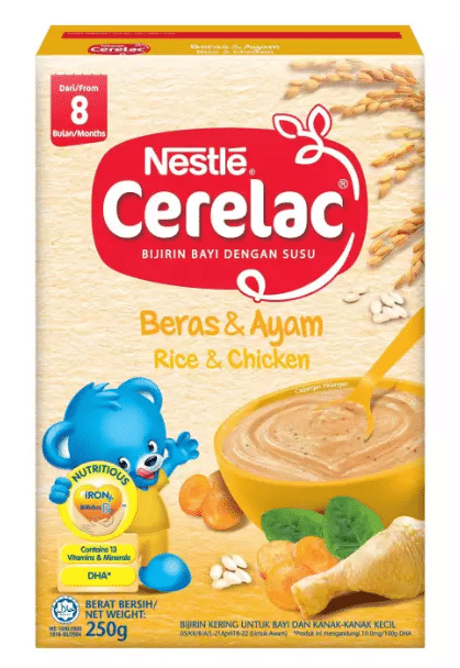 best baby milk free samples in malaysia