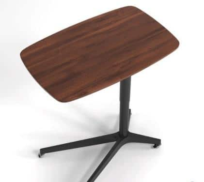 HOLLIN Movable Ergonomic Coffee and Side Table is Most Flexible top 10 manual adjustable desk Malaysia, Best Standing Desks In Singapore To Boost Productivity,  Are crank standing desks good?, How do manual standing desks work?, Which adjustable desk is best?, Are manual standing desks worth it?,