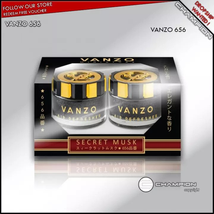 Vanzo 656 Secret Musk Gold Gel Car Perfume Air Freshener is the Top 10 Car fragrance in Malaysia, best air freshener for car Malaysia, Which air freshener is best for car?, How do I keep my car smelling good?, What do dealers use for new car smell?, Where do car air fresheners go?, Car fragrance Malaysia, Which car freshener is best in Malaysia?, What scents are good for cars?, What is the most popular car air freshener scent?
